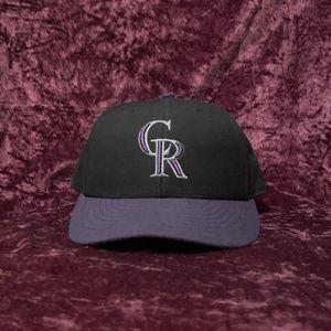 Colorado Rockies MLB Baseball Cap